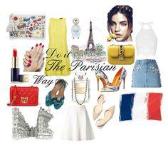 """""""Parisian Summer"""" by vivianladaa on Polyvore"""
