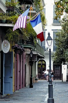 French Quarter, New Orleans, Louisiana USA