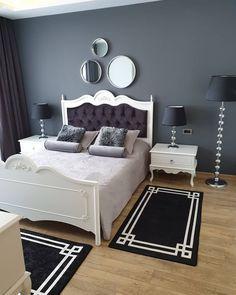 This Bursa House Doesn& even Have a Stylish Corner! Bedroom Furniture Design, Girl Bedroom Designs, Living Room Designs, Classic Bedroom Decor, Bohemian Bedroom Decor, Home Room Design, Dream Home Design, Living Room Decor Curtains, Dressing Room Design