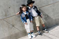 Little League: Why Seoul's Tiny Street Style Stars Are Rocking MLB Sportswear