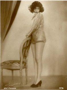 Clara Bow, via Flickr.