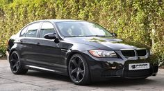 Sort BMW 3