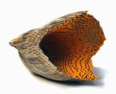 Pencil Art Sculpture Implement Series by Jessica Drenk