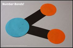 Large number bond mats for decomposing numbers!