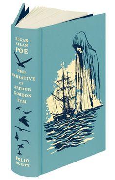 The Narrative of Arthur Gordon Pym - The Folio Society. Shortlisted 2015.