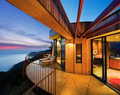 Post Ranch Inn - Big Sur, California