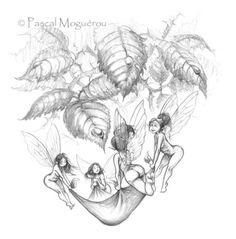 Сказочные иллюстрации Pascal Moguerou (205 работ) » Страница 3 ...