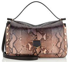 Jimmy Choo чанта питон