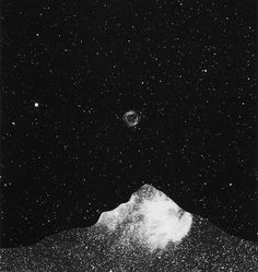 Sky Iceberg No. 2 Print by Rachel Prouty on Little Paper Planes $50