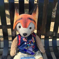 #NickWilde #Zootopia #Disneyland by duffy_thebear