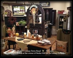 11 Best Nanas Farmhouse Primitive Rustic Country Store In St Louis