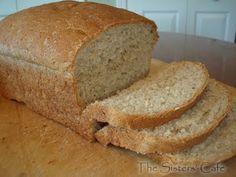 Sisters Cafe - Three Grain Bread