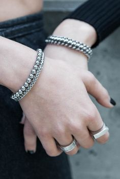 Vitaly has the best jewelry to add so much style to any wardrobe