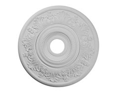 20in.OD x 3 5/8in.ID x 1 1/2in.P Vienna Ceiling Medallion No Finish