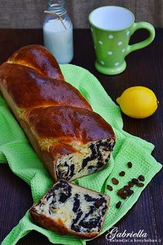 Gabriella kalandjai a konyhában :) Hungarian Cake, Challah, High Tea, French Toast, Bread, Breakfast, Ethnic Recipes, Food, Cakes