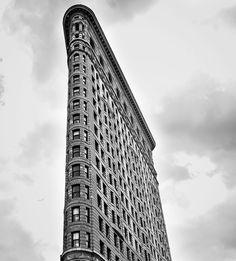 Flatiron Building by Sunman Returns on 500px