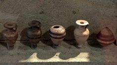 Vasetti Etruschi