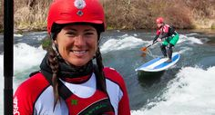 Whitewater SUP Safety From a Wahine