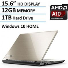 2016-New-Edition-Toshiba-Satellite-156-High-Performance-Laptop-with-Flagship-Specs-AMD-Quad-Core-A10-8700P-Processor-up-to-32GHz-12GB-Ram-1TB-Hard-Drive-DVD-HDMI-Backlit-Keyboard-Windows-10-0