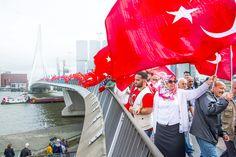 Rotterdam - Emoties na Turkse coup: hoe Nederlands is Turks Nederland? - Elsevier.nl