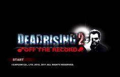 Dead Rising 2 Off the Record PC Games