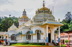 Shri Mangeshi temple at Mangueshi in Ponda Taluka of Goa is one of the most popular Hindu religious places in the state. This temple is one of the largest, most enchanting, and serene and most frequently visited temples in Goa.