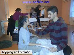 #CursosEFT #Tapping en Cataluña