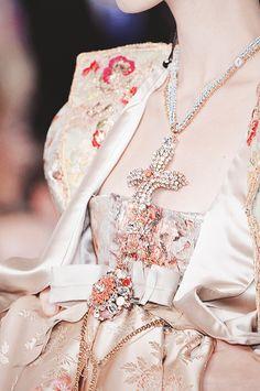 Rococo Inspired ~ Christian Lacroix