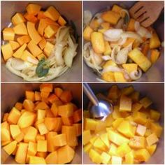 Cream of Butternut Squash & Ginger Soup – pressure cooker recipe | hip pressure cooking