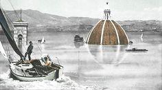 Rescue of Historic Centers - Superstudio