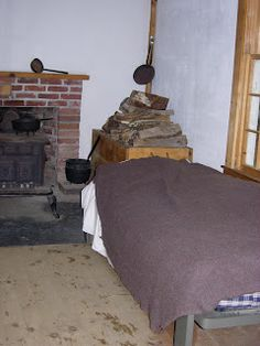 Thoreau's Cabin, Walden Pond, Concord, Massachusetts