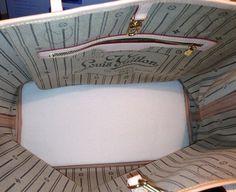 Neverfull Damier GM Base-Shaper,19x39cm,Canvas*LesPetitsCarres*Einlegeboden