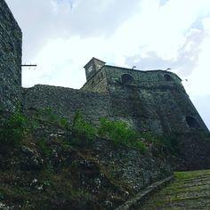 The sleepy town with the Silver Castle - Gjirokaster - Αργυροκάστρο . . . . . . . #αργυρόκαστρο #adventure #albania #architecture #august #byzantine #castle #citadel #coolair #fortification #gjirokastër #masonry #massive #monumental #mountain #old #rumeli #silvercastle #sleepytown #stonework #strategic #stronghold #summer #sunday #travel #urbanprogram #urbanspace #walkabout Walkabout, Fortification, Albania, Byzantine, Monument Valley, Castle, Sunday, Mountain, Adventure