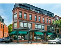 239 Washington Street #4, Brookline, MA 02445 — Rare opportunity in the heart of Brookline Village: top floor 2 BR condo in professionally managed building. Exposed brick, gas stove; hw floors and tiles, 2nd BR ideal for study/home office, dining, or guest rm; in unit w/d, central heat/AC. high owner-occ.1 block from Village T stop/D line & Zipcar. Many shops & restaurants. Moments to Jamaica Pond, and the Riverway leading to downtown Boston. Convenient to Longwood Medical area, Rt. ...