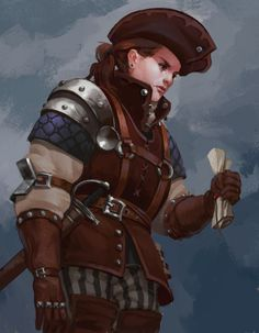 ArtStation - my fathers ship, Natasha Nanook Fantasy Character Design, Character Creation, Character Design Inspiration, Character Concept, Character Art, Concept Art, Character Ideas, High Fantasy, Fantasy Rpg