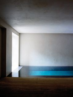 Indoor pool made from lava stone #coollooks