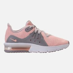 finest selection 87903 4ffe1 Girls  Big Kids  Nike Air Max Sequent 3 Running Shoes