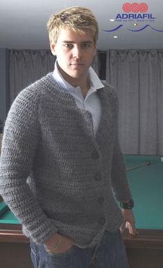 #Jacket Nobile crochet jacket #2dayslook #crochetfashionjacket www.2dayslook.com