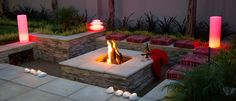 Outdoor Firepits | Outdoor Ideas