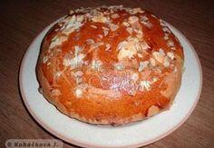 Hrníčkový mazanec Pavlova, Pudding, Breakfast, Food, Hampers, Morning Coffee, Meal, Custard Pudding, Essen