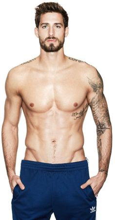 Hot Guys Tattoos, Cut Up, Body Inspiration, Dream Guy, Male Beauty, Nice Body, Bearded Men, Male Models, Sexy Men
