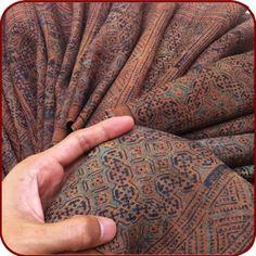#ethnic #hemp #cotton #batik #antique #nature #dying