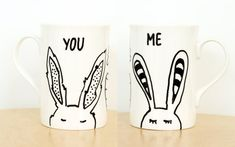 Coffee Mug You and Me