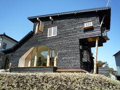 イメージ1 - コールハウス/藤森照信/栃木県宇都宮市の画像 - 東京 街歩き 街で見かけた建築 - Yahoo!ブログ