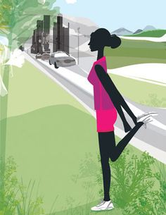 """""""Is Everyday Air Pollution Putting You  at Risk?"""" via SELF Magazine"""