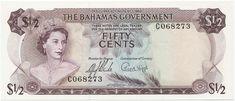 1/2 Dollar 1965 (Elizabeth II)