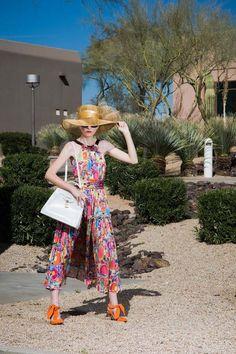 Chanel, derby hat, style, fashion blogger, spring style. LAFashionsnob.com .