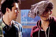 Stiles and Scott ❤️❤️