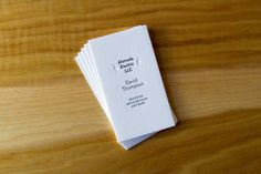 50 Best Letterpress Business Cards Images Embossed Business Cards