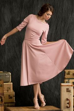 Shop for sophisticated boatneck tops with 3/4 sleeves in jersey knits online at Shabby Apple. Find vintage and retro style modest clothing for women in all colors, sizes, fabrics and styles!